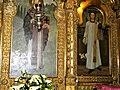 Bucuresti, Romania. BISERICA RUSA-Biserica Sf. Nicolae (B-II-m-A-18814) (lucrari maiestrit realizate)(3).jpg