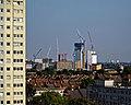 Building construction at Tottenham Hale, Haringey 5.jpg