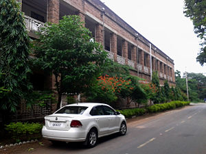 Andhra University - Buildings