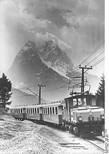 Bayerische Zugspitzbahn – Wikipedia