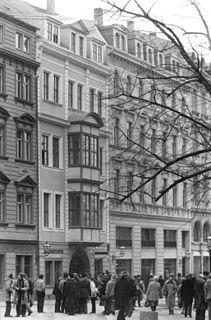 Bosehaus building in Leipzig