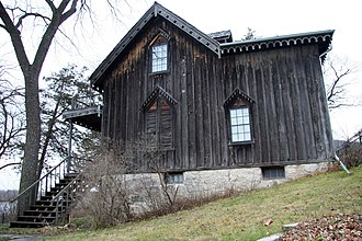 National Register of Historic Places listings in Winona County, Minnesota - Image: Bunnell House
