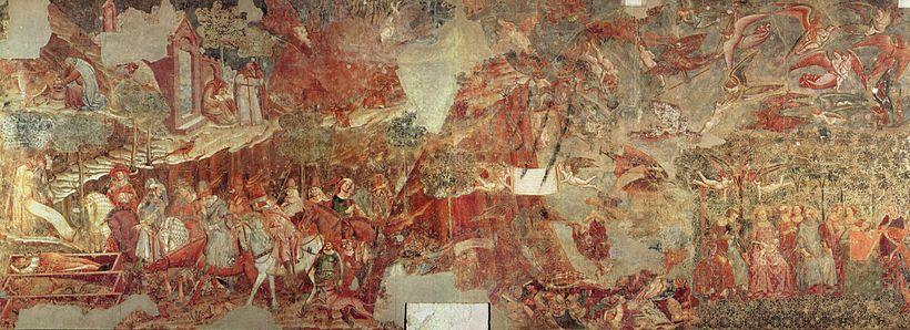 Il trionfo della morte (1336-1341)