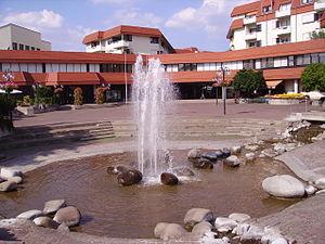 Limburgerhof - town hall