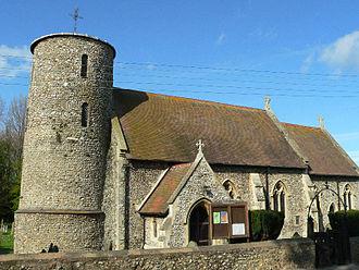 Brancaster - Burnham Deepdale, St Mary