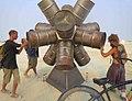 Burning Man 2013 Playa Drummers (10226925154).jpg