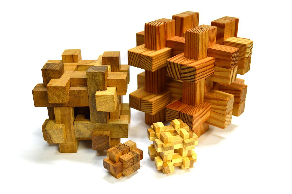 Burr Puzzle Wikipedia