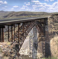 Burro Creek 2005 Bridge