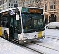 Bus lijn 23 Luchtbal Waalse kaai.jpg