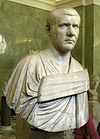 Bust of emperor Philippus Arabus - Hermitage Museum