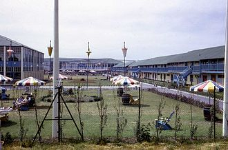 Billy Butlin - Butlins Bognor Resort in 1962