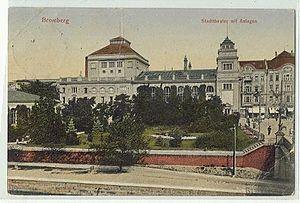 Heinrich Seeling - Stadttheater Bromberg, 1909