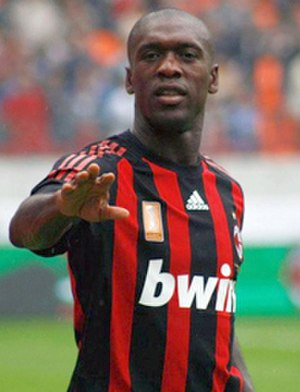 Clarence Seedorf - Seedorf with Milan in 2007