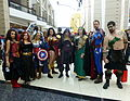 C2E2 2015 - Period Avengers (17306412485).jpg