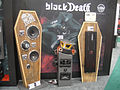CES 2012 - Black Death car audio (6764376015).jpg
