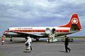 CF-THQ V757 Viscount Air Canada YYC 01JUN67 (5641087909).jpg
