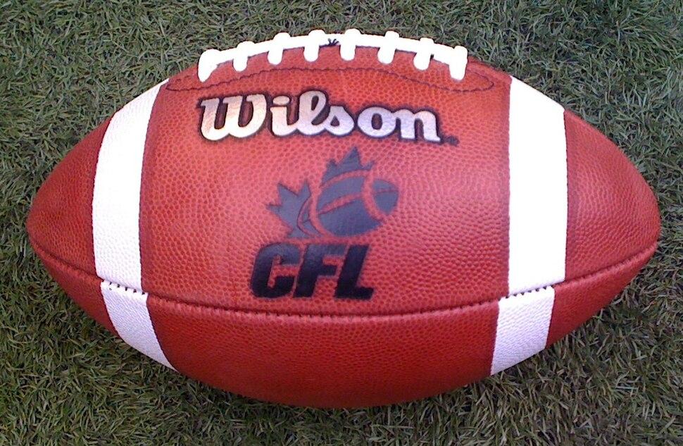 CFL football