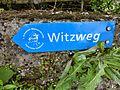 CH-AR - Witzweg zwischen Heiden und Walzenhausen - Wegweiser, alt.jpg