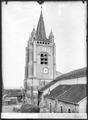 CH-NB - Cossonay, Église, vue partielle - Collection Max van Berchem - EAD-9408.tif
