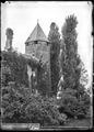 CH-NB - La Tour-de-Peilz, Château, Tour, vue d'ensemble - Collection Max van Berchem - EAD-7554.tif
