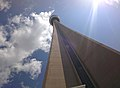 CN Tower -throughglass (35678683583).jpg