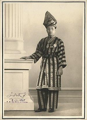 Abu Bakar of Pahang - Image: CO 1069 501 4 (7892977412)