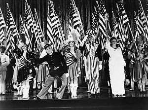 LeRoy Prinz - In Prinz's choreography of films like Yankee Doodle Dandy, the camera was like a member of the audience.