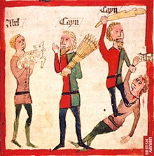 Book Of Cain And Abel