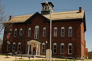 Caledonia Superior Court in St. Johnsbury