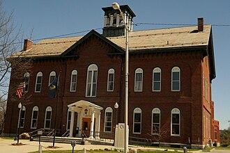 Caledonia County, Vermont - Image: Caledonia Superior Court