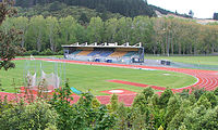 El Caledonian Ground