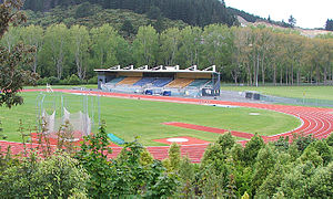 1974 Commonwealth Paraplegic Games - Caledonian Ground, Dunedin