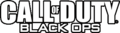 Call of Duty Black Ops Black Border logo.png