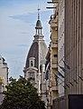 Calle Bolívar y Palacio Raggio.jpg