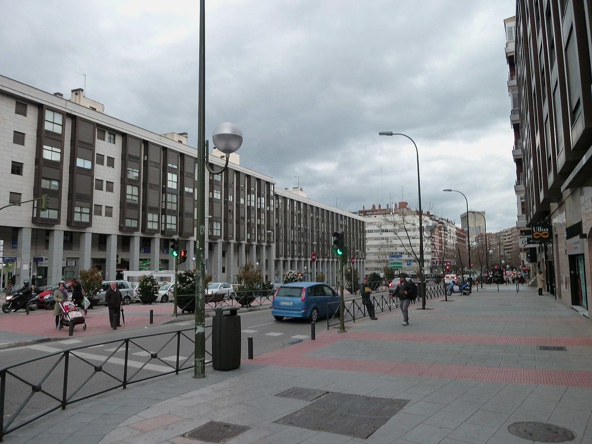 Calle de sor ngela de la cruz wikipedia la for Calle prado 8 madrid