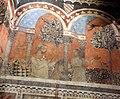 Camera della castellana di vergy, ciclo pittorico, 1350 circa 01,1.JPG