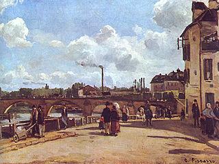 Quai du Pothuis, Pontoise