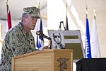 Camp Michael Monsoor dedication ceremony 140925-N-GT324-002.jpg