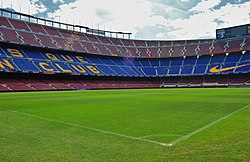 camp nou - wikipedia, la enciclopedia libre