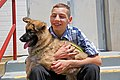 Camp Pendleton Marine's Son Receives Service Dog (Image 1 of 4) 160518-M-MM729-436.jpg