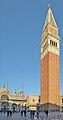 Campanile della Basilica di San Marco a Venezia.jpg