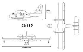 Image illustrative de l'article Canadair CL-415