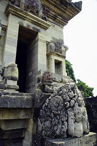 Jawi Temple - Image: Candi Jawi B