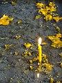 Candle with Floating Wax - Ghazanchetsots Church - Shushi - Nagorno-Karabakh (18961475340).jpg