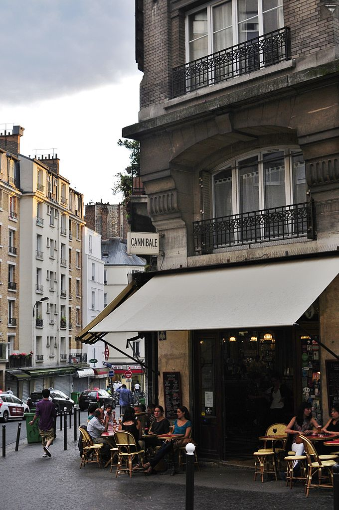 Caf Ef Bf Bd Rue Jean Pierre Timbaud
