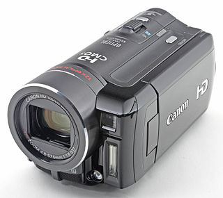 Camcorder Video camera with built-in video recorder