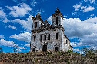 Chapel of the Nossa Senhora da Penha Sugar Plantation