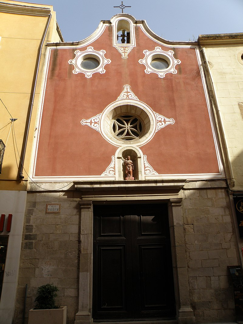 Capella del Roser (Valls) 1.JPG