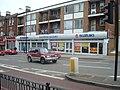 Car dealer, Tulse Hill - geograph.org.uk - 1337152.jpg