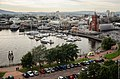 Cardiff Bay as seen from a ferris wheel (2012) - panoramio.jpg